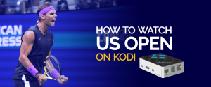 Watch US Open on Kodi