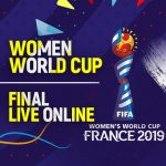 Watch Women's World Cup Final Live Online