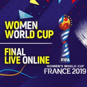Watch Women's World Cup Final Live Online