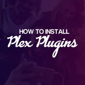 Install Plex Plugins