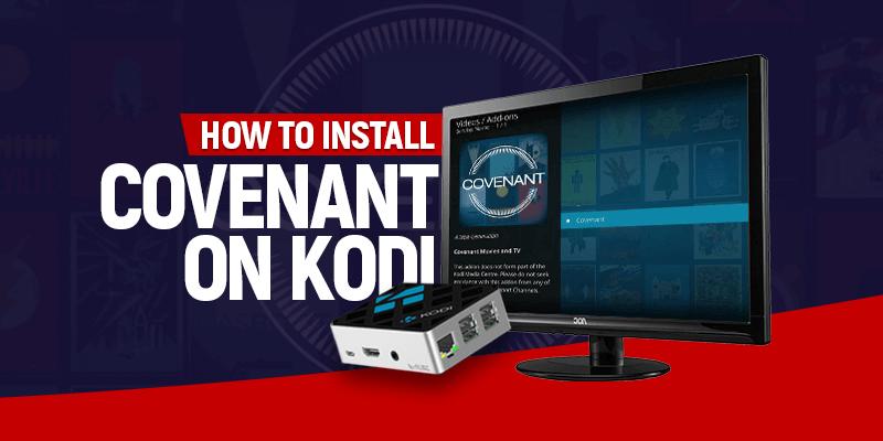 Install Covenant on Kodi