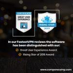 CompareCamp Grants FastestVPN Awards Great