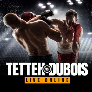 Watch Tetteh vs Dubois Live Online