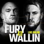 Watch Fury vs Wallin Live Online