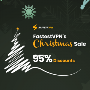 FastestVPN Christmas Sale