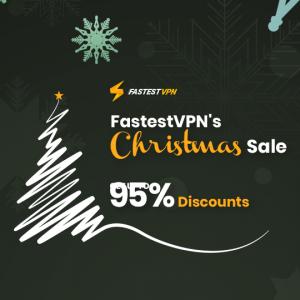 FastestVPN Christmas Sale