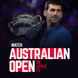 Watch Australian Open On Apple TV