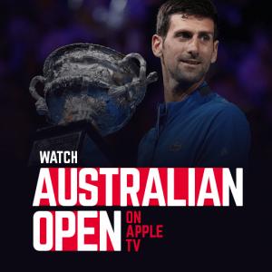 Watch Australian Open On Apple TV