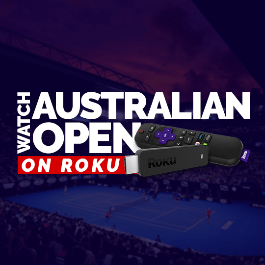 Watch Australian Open On Roku
