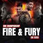 One Championship On Kodi - FIRE & FURY