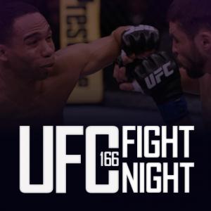 UFC Fight Night 166