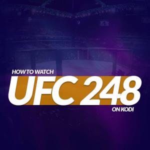 Watch UFC 248 on Kodi