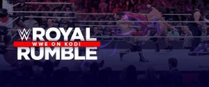WWE On Kodi - Royal Rumble