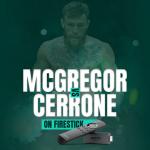 Watch McGregor vs Cerrone On FireStick