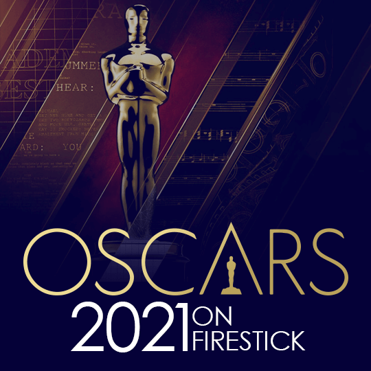 Watch Oscars 2021 on Firestick