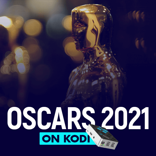 Watch Oscars 2021 on Kodi