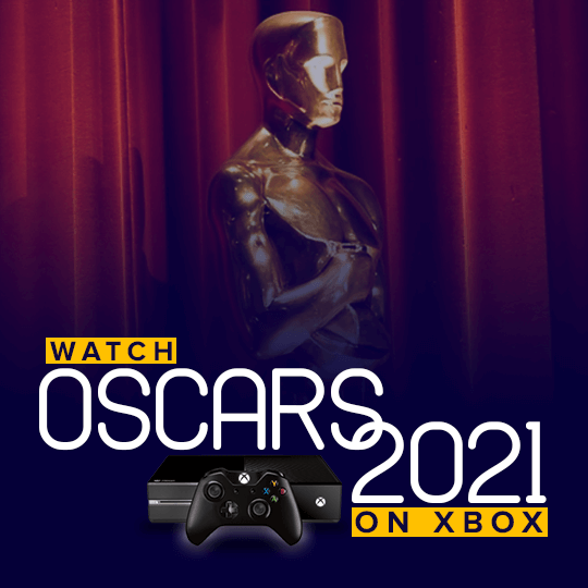 Watch Oscars 2021 on Xbox