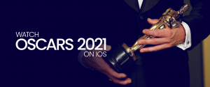 Watch Oscars 2021 on iOS