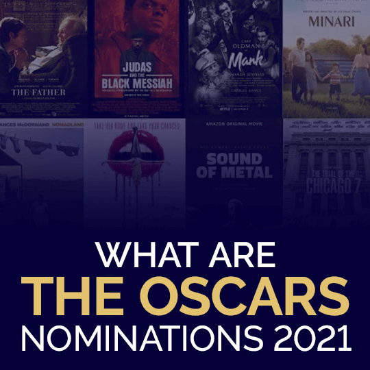 What are the Oscars Nominations 2021