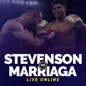 Watch Stevenson vs Marriaga Live Online