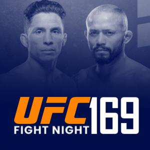 Watch UFC Fight Night 169