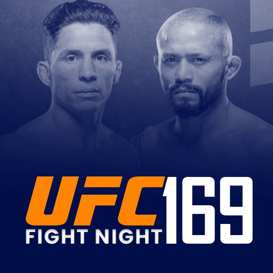 Watch UFC Fight Night 169