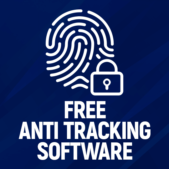 Free Anti Tracking Software