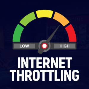 Internet Throttling
