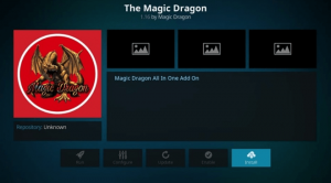 Magic dragon addon 1