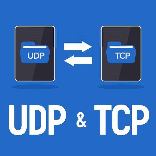 UDP & TCP