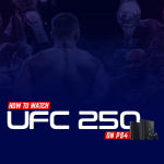 Watch UFC 250 on PS4