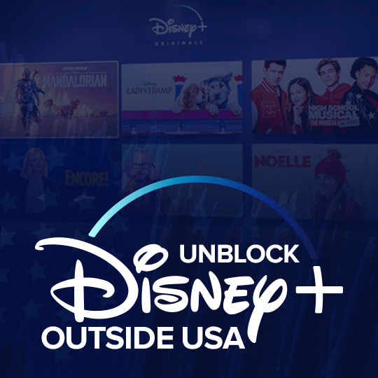 Unblock Disney Plus