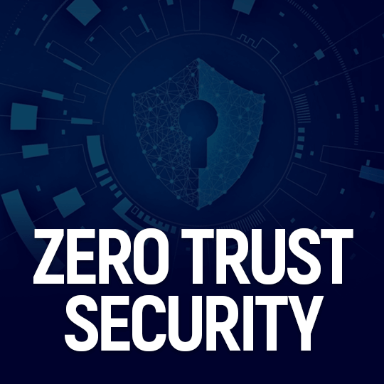 Zero Trust Security