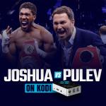 Watch Joshua vs Pulev on Kodi