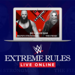 WWE live online - Extreme rules