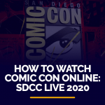Watch Comic Con Online Live