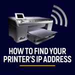Find Printer's IP Address
