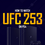Watch UFC 253 on PS4