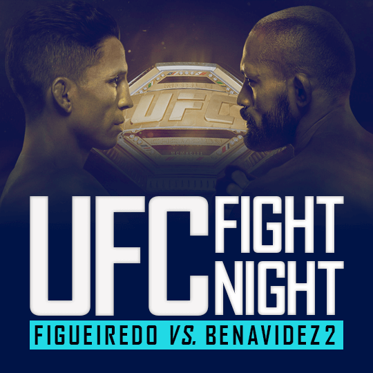 UFC fight Night - Figueiredo vs Benavidez 2