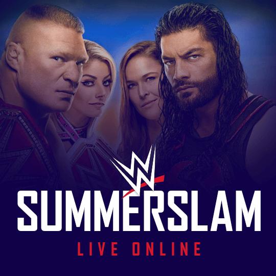 WWE SummerSlam Live Online