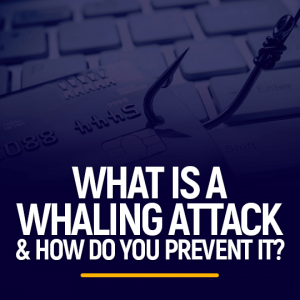 Whaling Attack