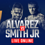 Watch Alvarez vs Smith Jr Live Online