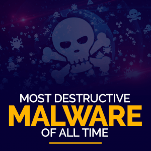 Most Destructive Malware Of All Time