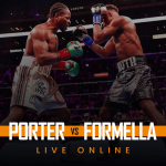 Watch Porter vs Formella Live Online