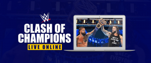 WWE Clash of Champions live online
