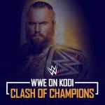 WWE Clash of Champions on Kodi