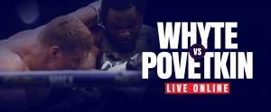 Watch Dillian Whyte vs Alexander Povetkin Live Online