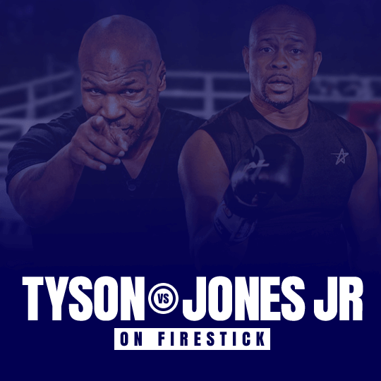 watch mike tyson vs roy jones jr on firestick watch mike tyson vs roy jones jr on