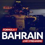 Formula 1 Bahrain Live Streaming