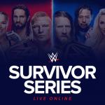 WWE Survivor Series live online
